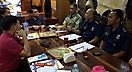 Consultation Meeting with law enforcers in South Cotabato. 2 July 2015